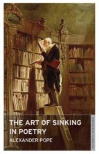 THE ART OF SINKING IN POETRY
