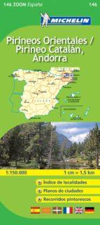 pirineos orientales / pirineo catalan, andorra (mapas zoom nº 146 )-9782067140653