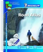 north america  road atlas  usa, canada, mexico (a4 spirale) 2015 (ref. 99520) 9782067191853