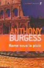 rome sous la pluie-anthony burgess-9782707142153