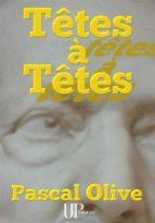 têtes à têtes (ebook) 9782759901753