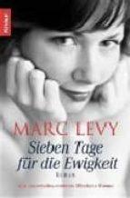 sieben tage für die ewigkeit marc levy 9783426629253