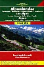 los alpes, mapa de carreteras (1:500000) (freytag & berndt) 9783707904253