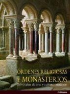 ordenes religiosas y monasterios-rold toman-9783848004553