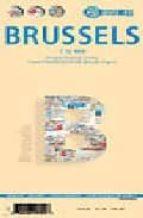bruselas, plano callejero (1:12000) 9783866093553