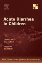 Acute Diarrhea In Children - ECAB