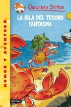 gs 42: la isla del tesoro fantasma-geronimo stilton-9788408098553