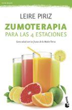 zumoterapia para las 4 estaciones-leire piriz-9788408190653