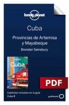 cuba 8_3. provincias de artemisa y mayabeque (ebook)-brendan sainsury-carolyn mccarthy-9788408198253