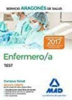 enfermero/a del servicio aragonés de salud. test 9788414206553