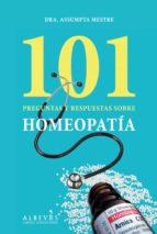 101 preguntas y respuestas sobre homeopatía-assumpta mestre-9788415098553