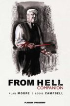 from hell companion alan moore eddie campbell 9788415480853
