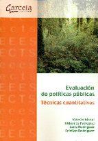 evaluacion de politicas publicas 9788416228553