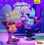 vampirina: de susto en susto: cuento-9788416917853