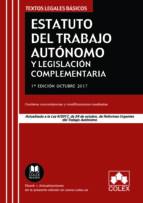 estatuto de trabajo autonomo y legislacion complementaria-9788417135553