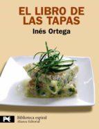 el libro de las tapas ines ortega 9788420682853
