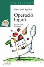 operacio iogurt-juan carlos eguillor-9788420782553