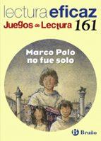 marco polo no fue solo juego de lectura educación primaria - tercer ciclo-9788421670453