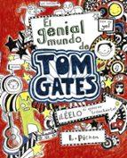el genial mundo de tom gates-liz pichon-9788421686553