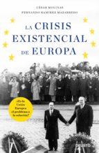 la crisis existencial de europa (ebook) cesar molinas fernando ramirez mazarredo 9788423428953
