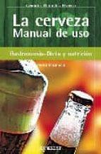 la cerveza: manual de uso pedro plasencia 9788424188153