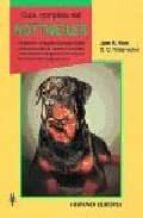 guia completa del rottweiler joan r. klem s. c. rademacher 9788425510953
