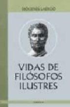 vidas de filosofos ilustres-diogenes laercio-9788428213653