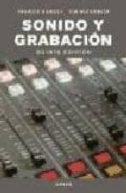 sonido y grabacion 9788428214353