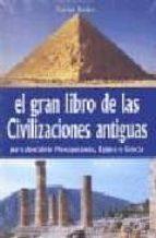el gran libro de las civilizaciones antiguas p. riviere 9788431530853