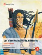 los doce trabajos de hercules (clasicos adaptados) james riordan 9788431698553