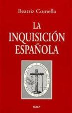 la inquisicion española-beatriz comella-9788432131653