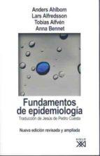 fundamentos de epidemiologia (9ª ed.) anders ahlbom lars alfredsson tobias alfven 9788432312953