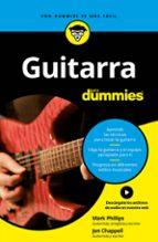 guitarra para dummies mark phillips jon chappell 9788432903953