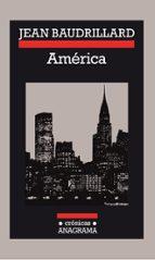 america (3ª ed.)-jean baudrillard-9788433925053