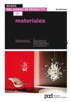 materiales (bases del diseño de producto)-9788434236653