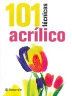 101 tecnicas acrilico 9788434240353