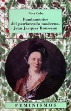 fundamentos del patriarcado moderno rosa cobo 9788437613253