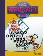 office 2010 (informatica para torpes) julian casas 9788441528253