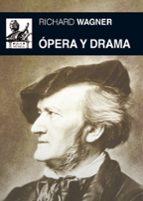 opera y drama richard wagner 9788446037453