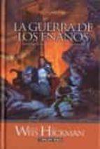 la guerra de los enanos (leyendas de dragonlance; 2)-margaret weis-tracy hickman-9788448033453