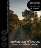 iruñerriko mendiak / montes de la comarca de pamplona luis urzainki 9788460687153