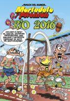 mortadelo y filemon: rio 2016 (magos del humor nº 174)-francisco ibañez-9788466658553