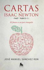 cartas a isaac newton jose manuel sanchez ron 9788467025453