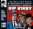 Rip Kirby nº 12:/12: 1965-1967 (Cómics Clásicos)