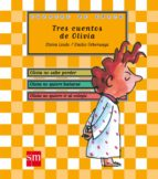 tres cuentos de olivia elvira lindo 9788467545753