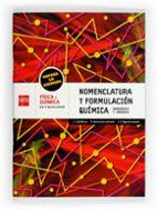 formulacion y nomenclatura quimica 3º eso (2011) 9788467550153
