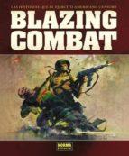 blazing combat archie goodwin 9788467904253