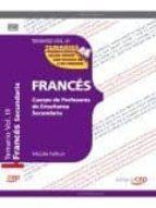 cuerpo de profesores de enseñanza secundaria. francés. temario vol. iii.-9788468131153