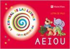 El libro de La espiral de las letras letra de palo a e i o u infantil autor VV.AA. DOC!