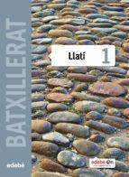 llati 1º bachillerato catalan-9788468320953